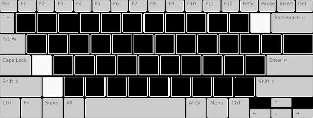 Замена клавиатур для ноутбуков в Калининграде