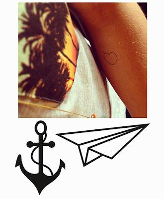 Tatuaggi temporanei - TEM