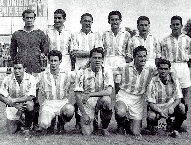 Equipos de f tbol real valladolid en la temporada 1950 51 - Fotos del real valladolid ...