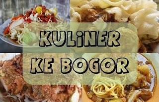 Kuliner Kota Bogor