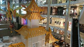 Pavilion Shopping Mall Bukit Bintang KualaLumpur