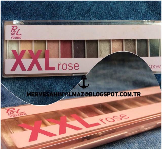 XXL Rose Far Paleti