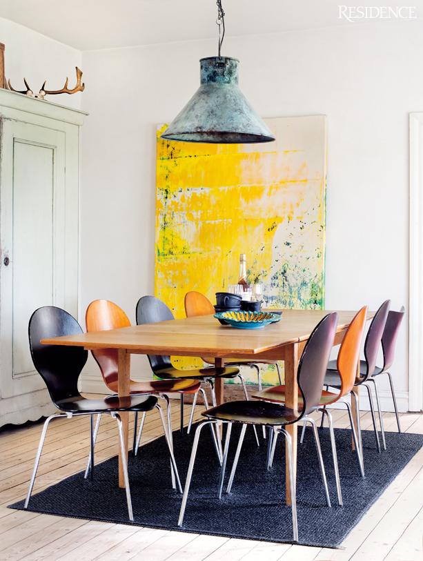 WABI SABI Scandinavia  Design Art and DIY Mixing old