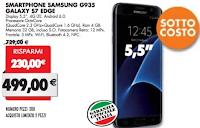 Samsung Galaxy S7 Edge - Sottocosto Ipercoop Lombardia