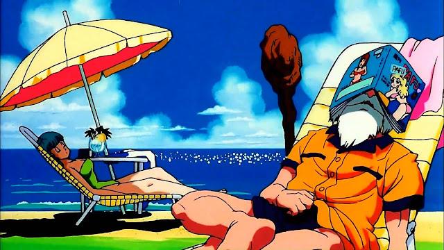Dragon Ball Z - El hombre más fuerte de este mundo - Latino - 1080p - Captura 1