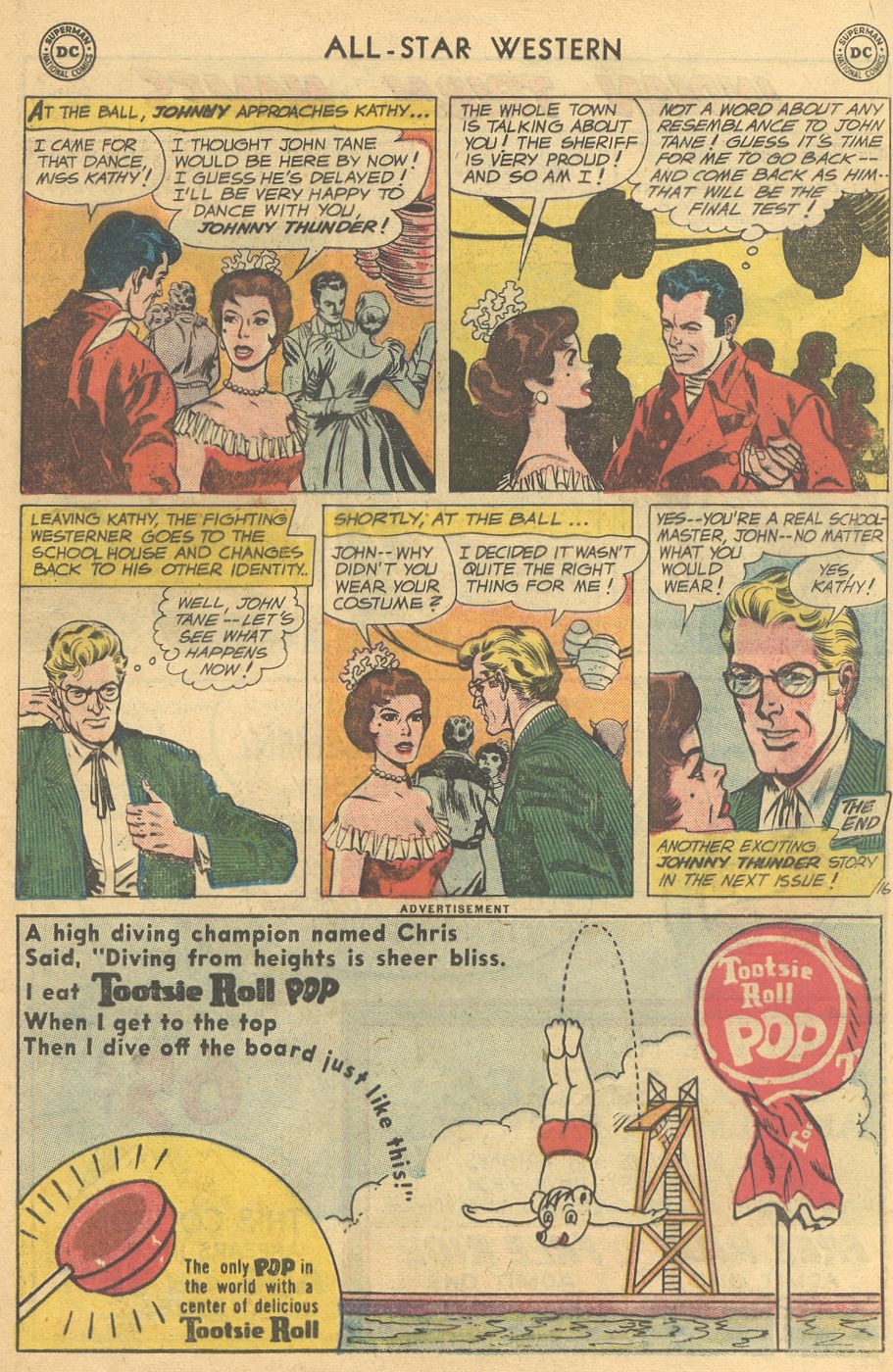Read online All-Star Western (1951) comic -  Issue #108 - 21