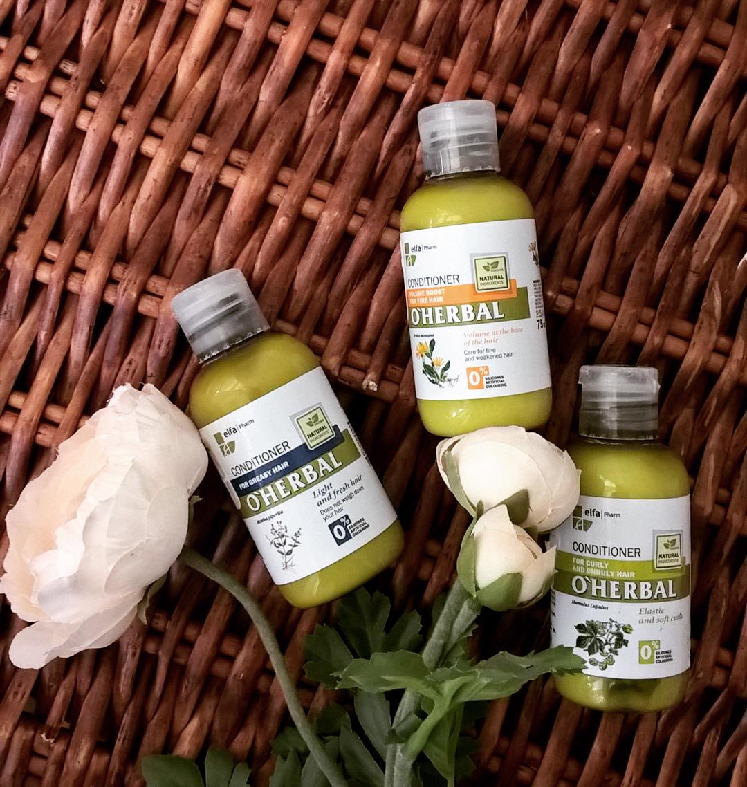 O`Herbal odżywki opinie składy blog recenzja