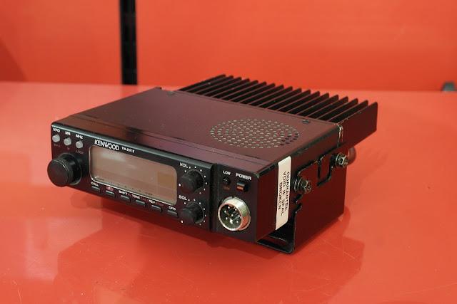 Kenwood TM-231A/E Mobil Radio