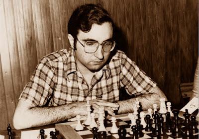El ajedrecista Isidre Grau Brumós en 1961