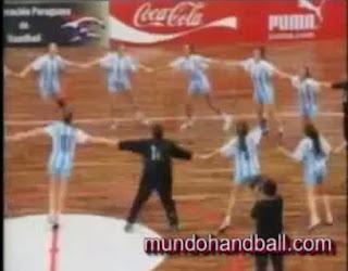 Argentina derrota a Brasil y es Campeón Sudamericano Junior Femenino | Mundo Handball