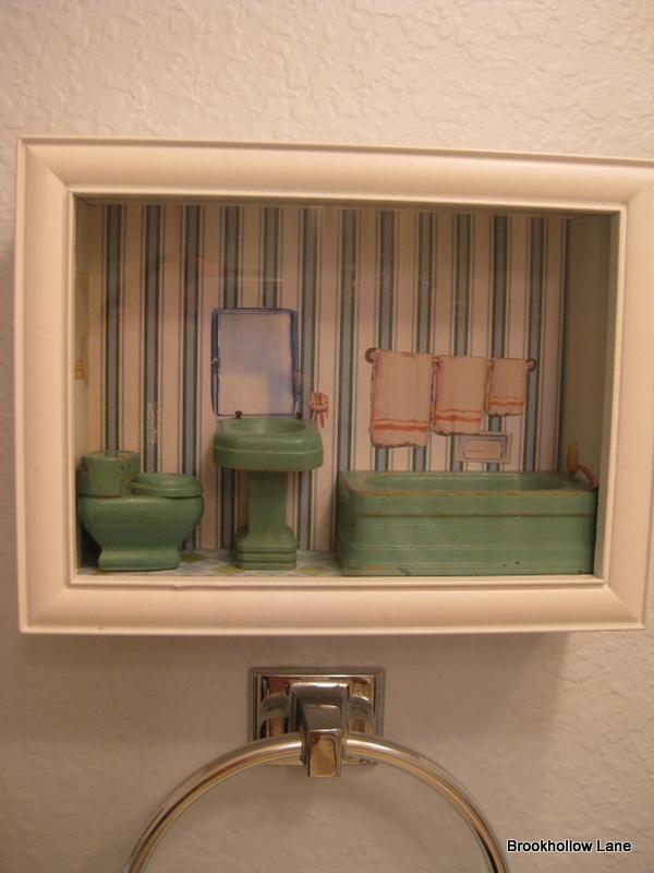 Brookhollow Lane Bathroom Mini Redo