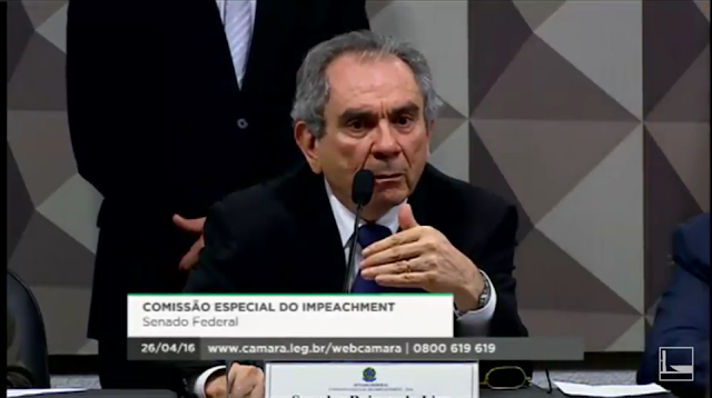 AO VIVO - Comissão do Impeachment no Senado Federal
