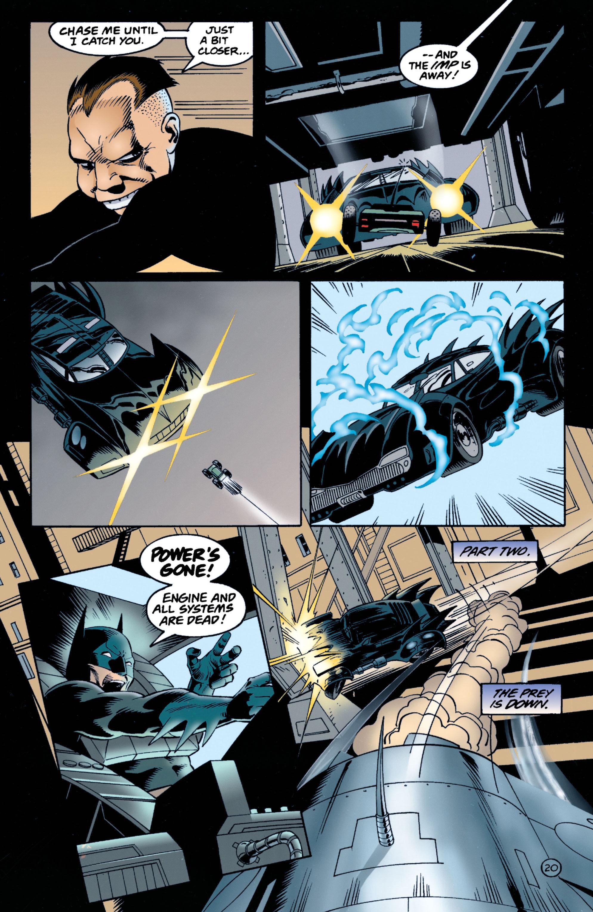 Detective Comics (1937) 717 Page 19