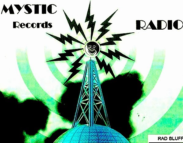 MYSTICRECORDS RADIO by Candy D'Andrea