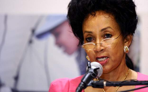 SA minister in row over '$770,000 spent on flowers and gifts'