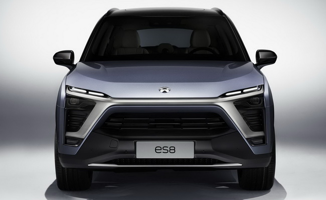 Tinuku NIO ES8 electric SUV debuted for $67,788