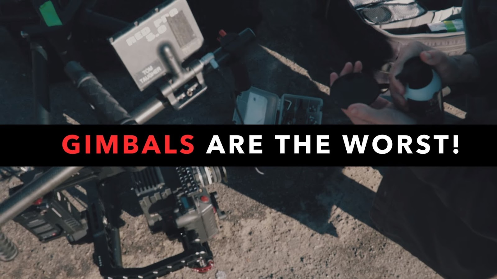 GIMBALS Are The WORST: Why they are ruining filmmaking