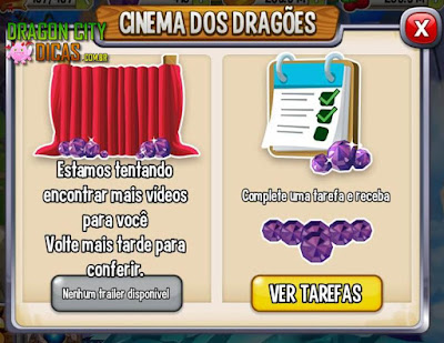 Dragonwood - Cinema dos Dragões