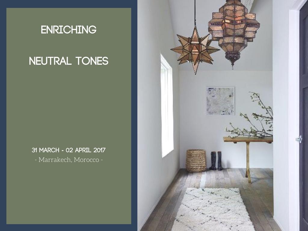 Homestyling retreat in Marrakech