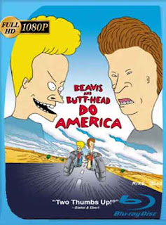 Beavis and Butthead Do America  1996 HD [1080p] Latino [Mega] dizonHD