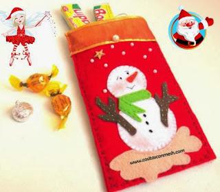 dulcero-navideño-fieltro