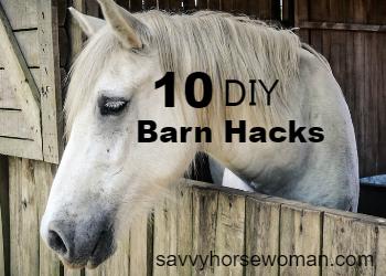 10 DIY Barn Hacks