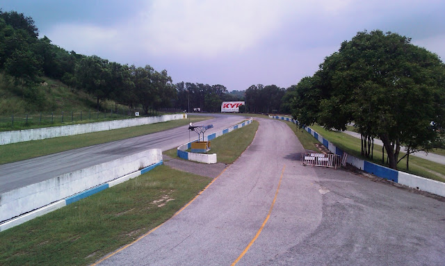 Bira circuit in Pattaya, Thailand