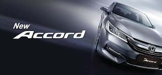 Honda All New Accord Purwokerto