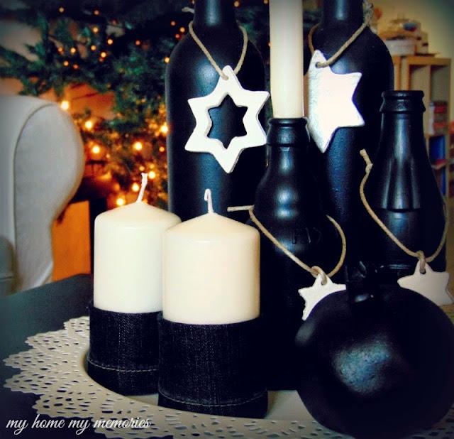 χριστουγεννιάτικη-διακόσμηση-ασπρο-μαυρο