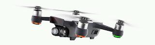 cara lengkap hyperlapse dengan drone dji spark