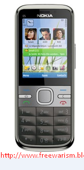 Nokia C5-00 RM-645 Latest Flash File Free Download