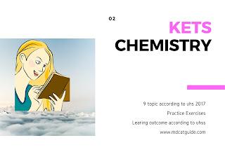 kips mdcat chemistry book