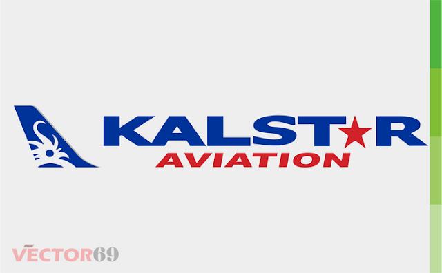 Logo Kalstar Aviation Landscape - Download Vector File CDR (CorelDraw)