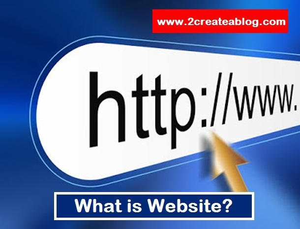 What is Website?
