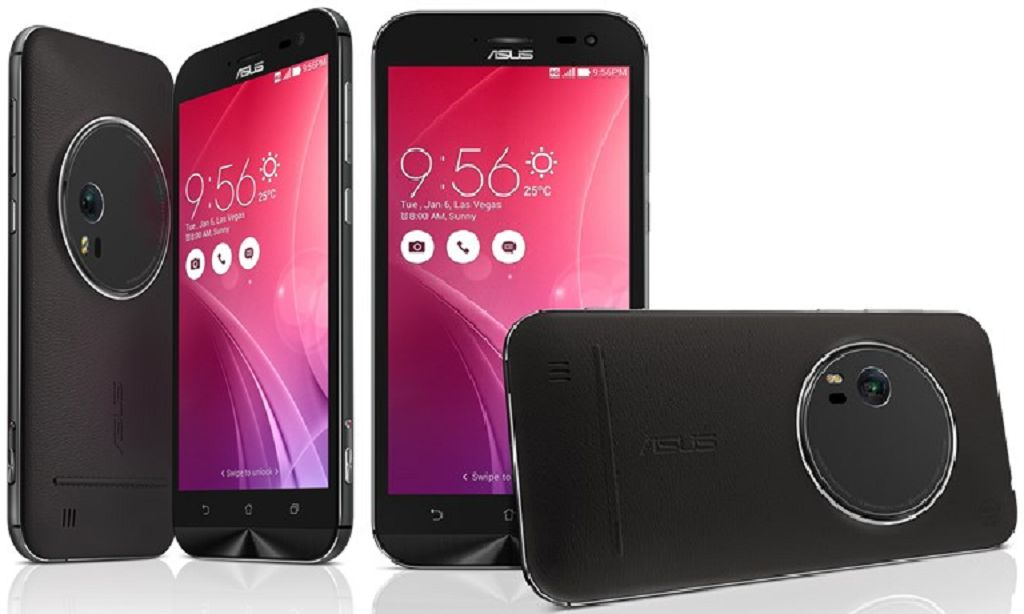 Asus ZenFone Zoom (ZX551ML) (2015) with Specifications