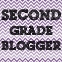 I'm A Second Grade Blogger!