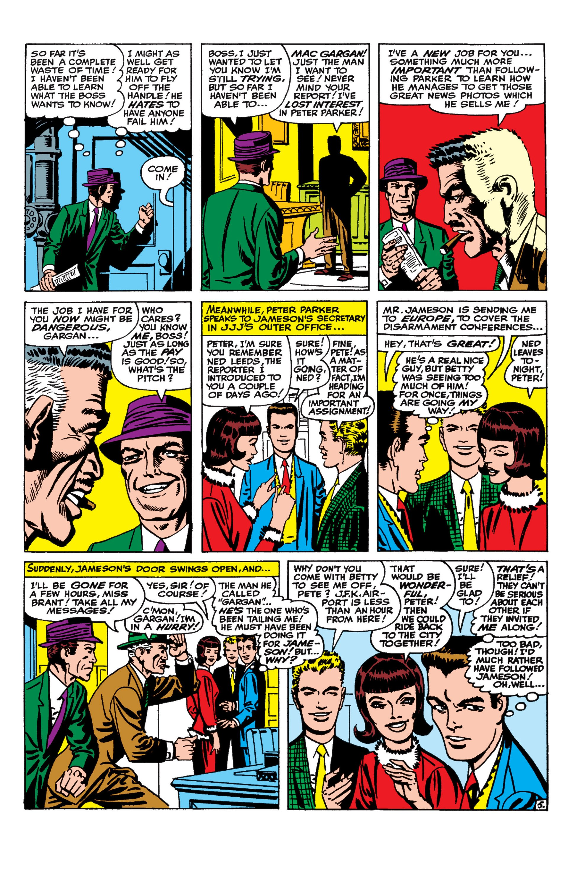 The Amazing Spider-Man (1963) 20 Page 5