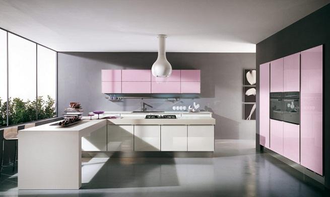 Hogares frescos dise os de cocinas modernas - Lo ultimo en cocinas modernas ...