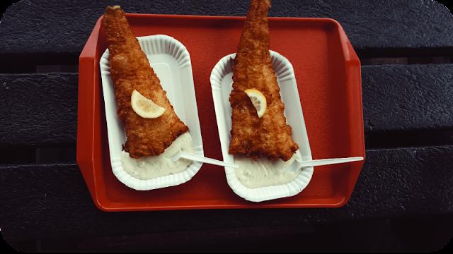 Backfisch bei Melis | Arthurs Tochter Kocht von Astrid Paul