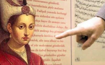 Στο φως ερωτικές επιστολές της Χιουρέμ Σουλτάν στον Σουλεϊμάν τον Μεγαλοπρεπή