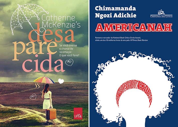 Livros: Desaparecida | Americanah