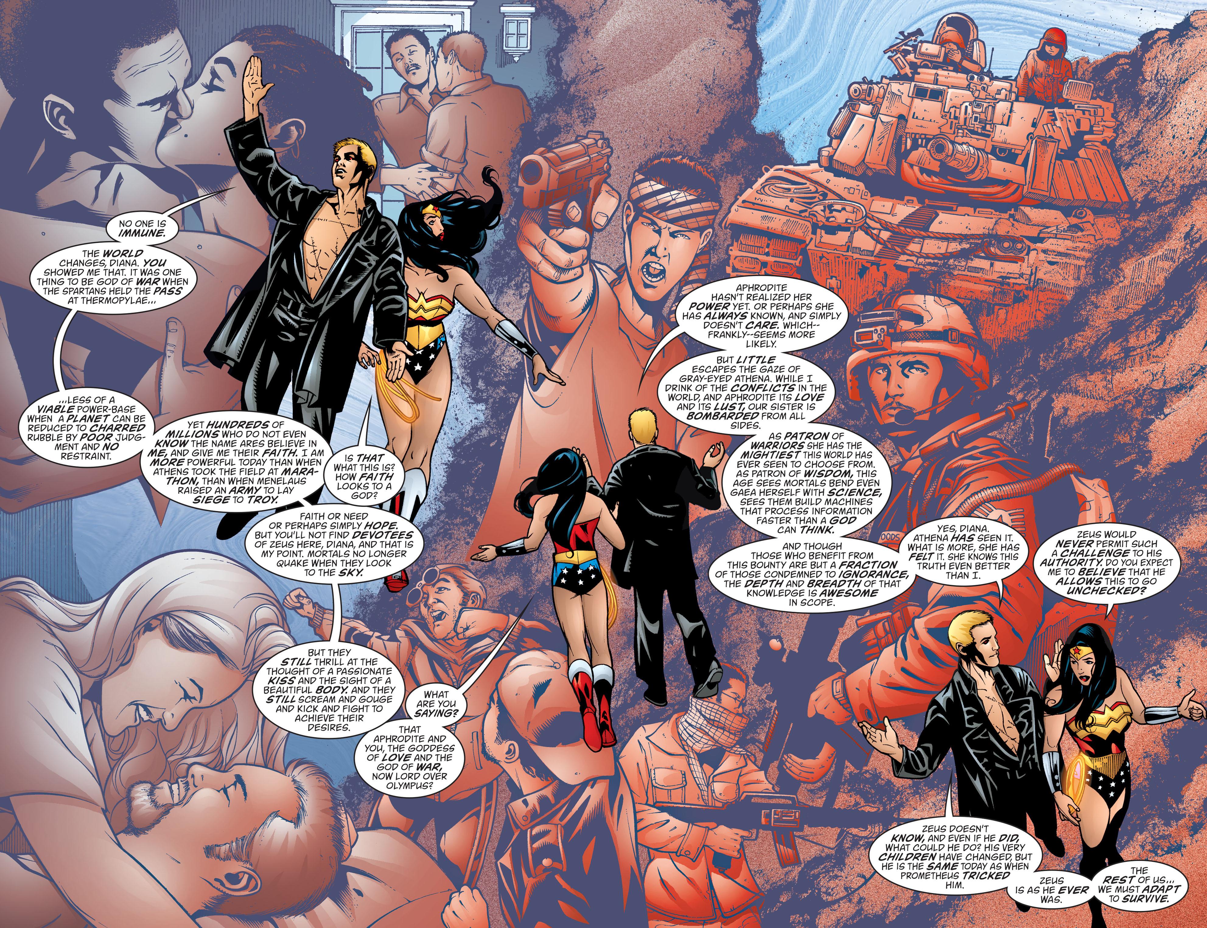 Read online Wonder Woman (1987) comic -  Issue #199 - 15