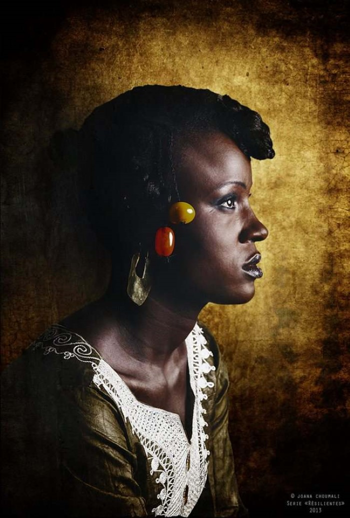 Африканские женщины. Joana Choumali (фотограф)