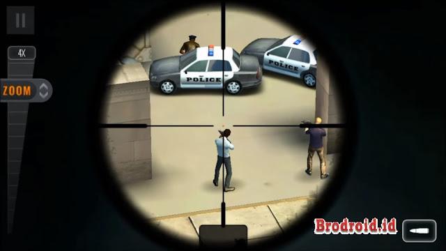 Sniper 3D Assassin v1.14.4 MOD APK+DATA Terbaru 2017 (update)