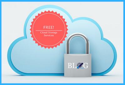 Free Cloud Storage Sites