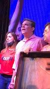 Bastante abalado, Fabiano diz que respeitará acordo com Cid e lançará candidatos a vereadores