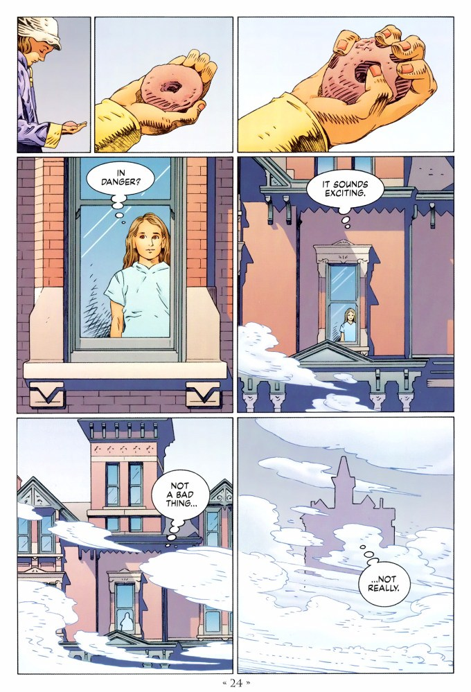 Read page 24, from Nail Gaiman and P. Craig Russell's Coraline graphic novel