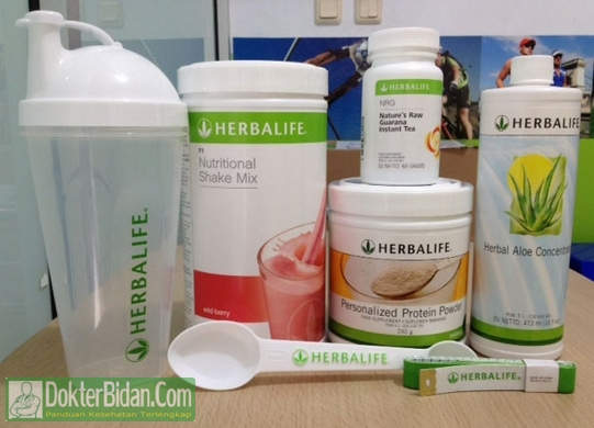 WAS ist Herbalife Nutrition?