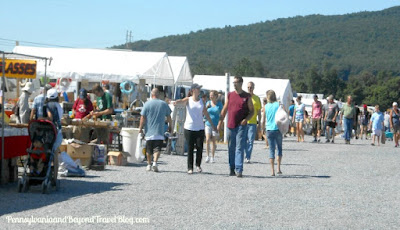 Williams Grove Flea Market in Dillsburg Pennsylvania