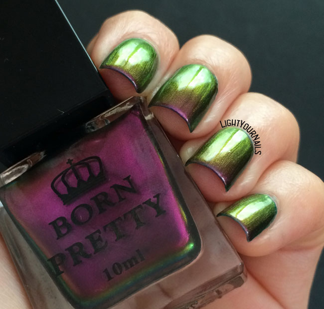 Born Pretty Chameleon Nail Polish 221